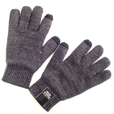 Перчатки для мобильных устройств Dress Cote Touchers, цвет серый, размер M