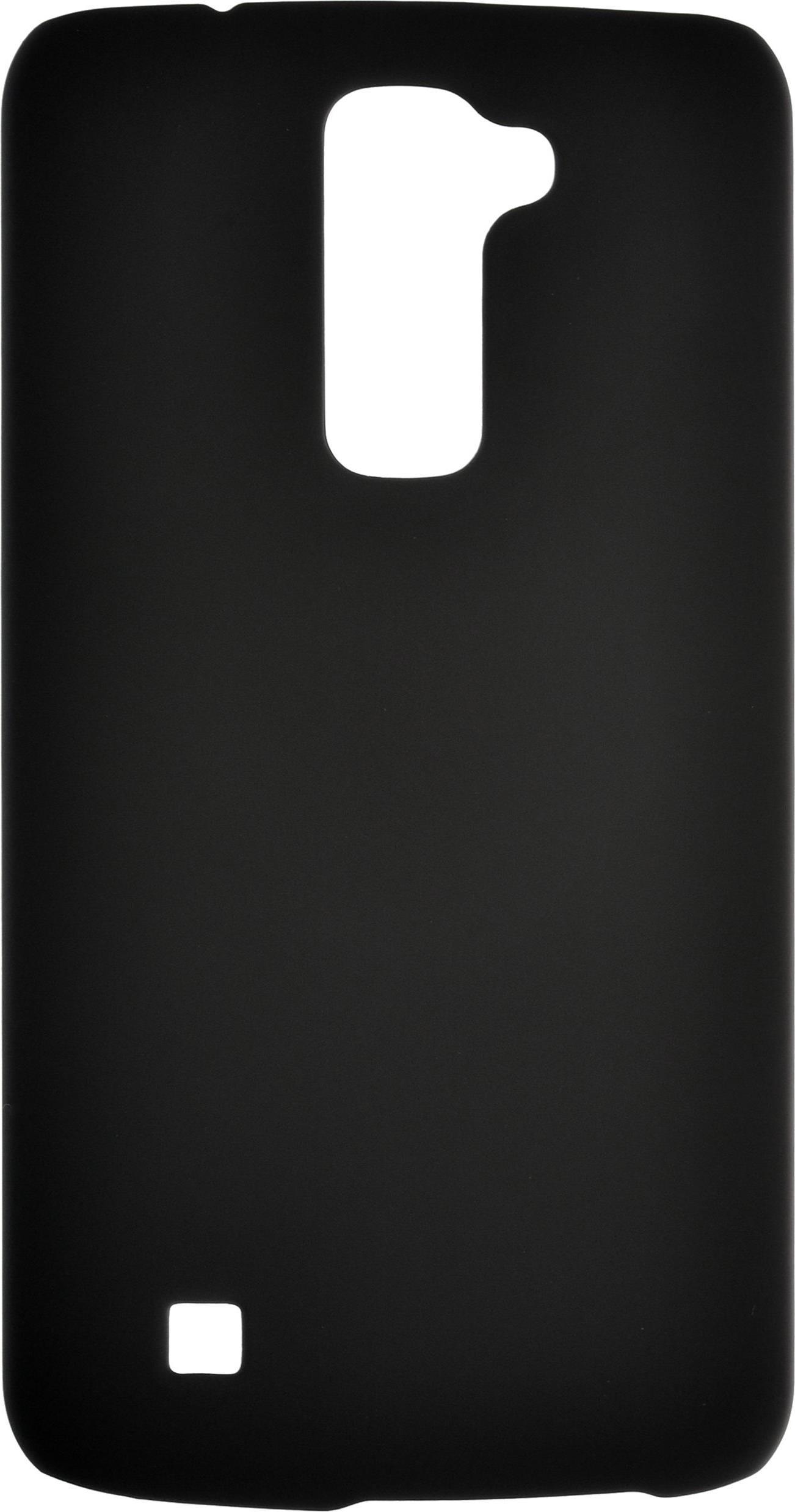 Чехол Skinbox 4People для LG K10 LTE K410/K430, черный