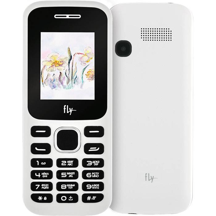 Сотовый телефон Fly FF178 White