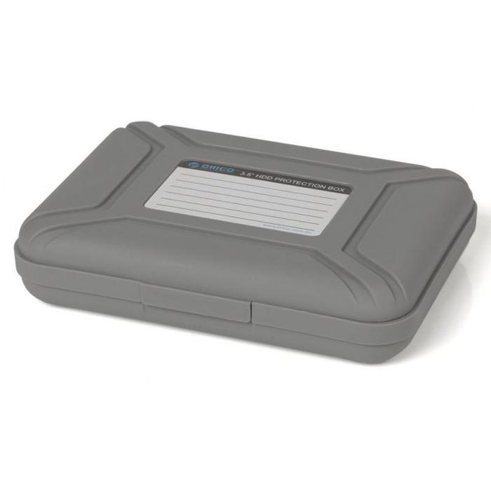 Чехол Orico PHB-25 для жесткого диска 3.5″ серый
