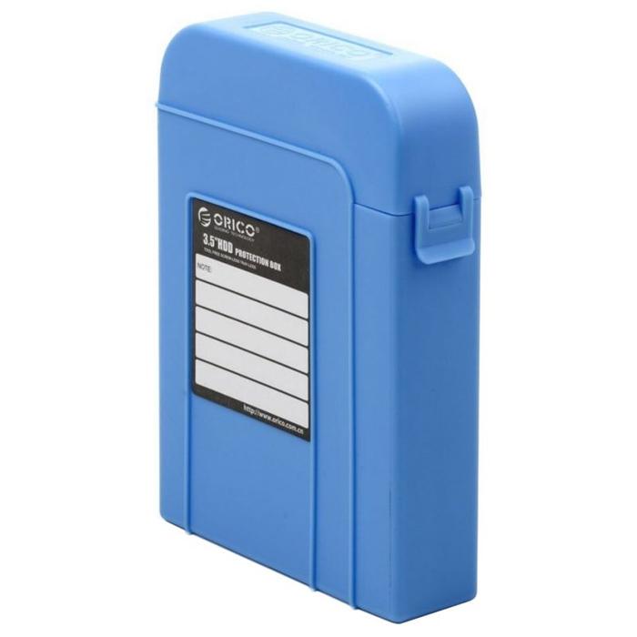Чехол Orico PHB-25 для жесткого диска 3.5″ синий