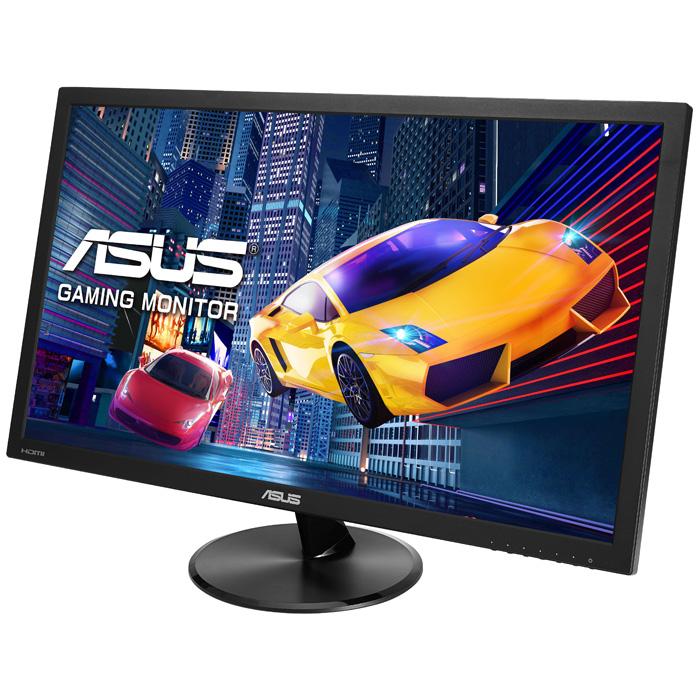 Монитор ЖК ASUS VP228H 21.5″ black VGA DVI HDMI