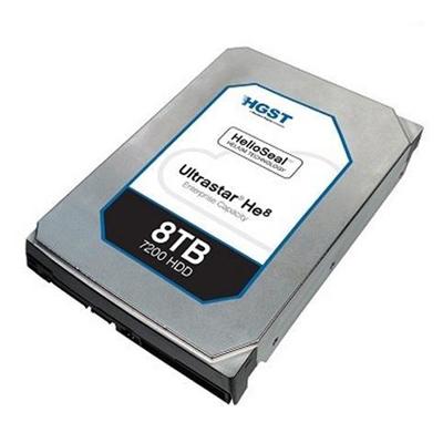 Жесткий диск 3.5″ SATA3 8.0Тб 7200rpm 128mb Hitachi Ultrastar He8 ( HUH728080ALE604 )