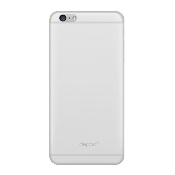 Чехол Deppa Sky Case 0.4 с пленкой для iPhone 6 / iPhone 6s, прозрачный