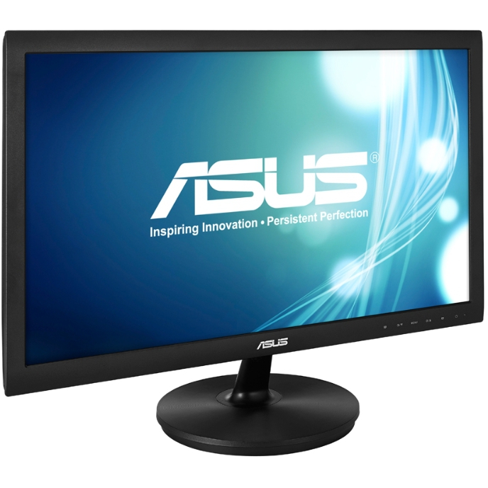 Монитор ЖК ASUS VS228NE 21.5″ black VGA DVI