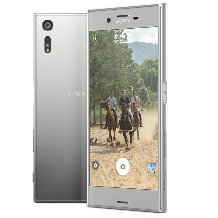 Смартфон Sony F8332 Xperia XZ Dual Sim Mineral Platinum
