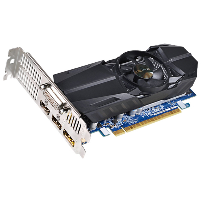 Видеокарта PCI-E GIGABYTE GeForce GTX 750 Ti 2048Mb, DDR5 ( GV-N75TOC-2GL ) Ret