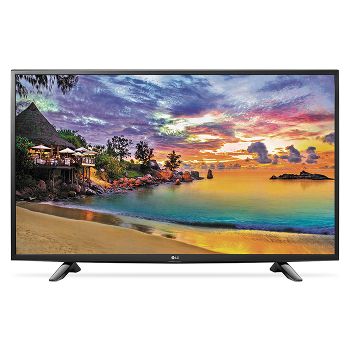 Телевизор ЖК 49″ LG 49UH603V черный