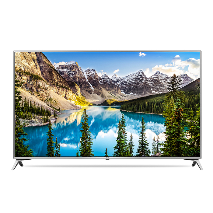 Телевизор ЖК 43′ LG 43UJ651V серый