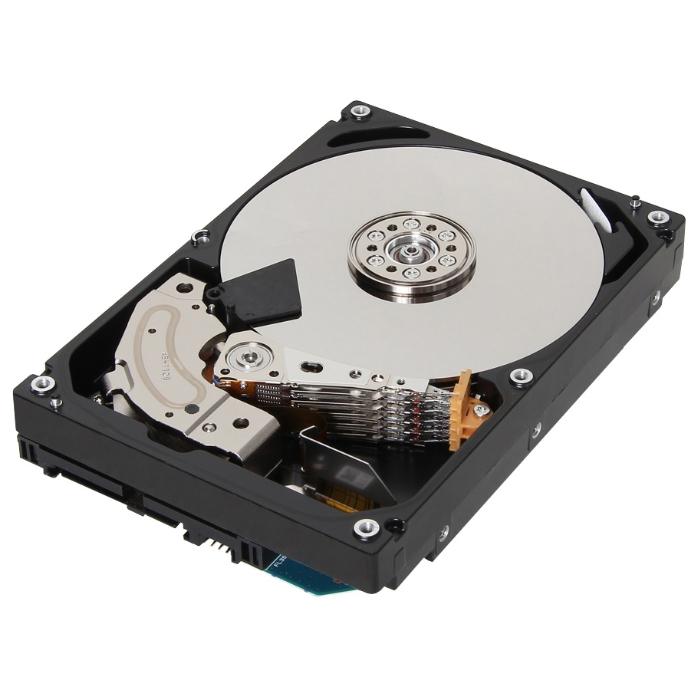 Жесткий диск 3.5″ SATA3 2.0Тб Toshiba , 7200rpm 128mb ( MG04ACA200E ) OEM