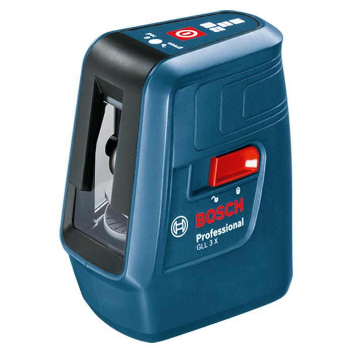 Лазерный нивелир Bosch GLL 3-X 0601063CJ0