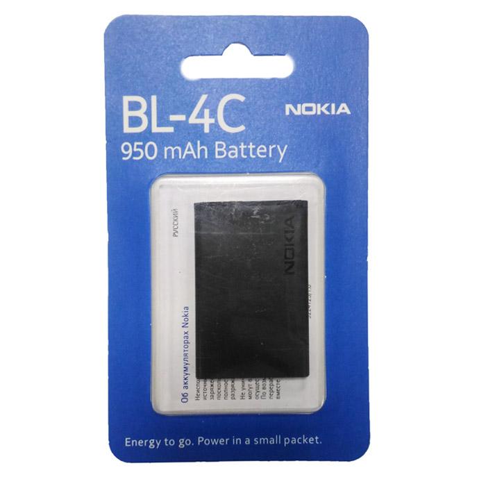 Аккумулятор для сотового телефона Nokia BL-4C