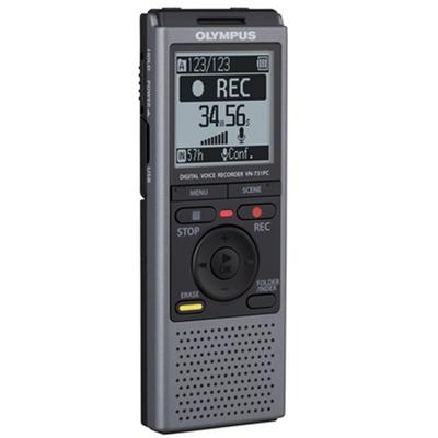 Диктофон 2Gb Olympus VN-731PC Серый