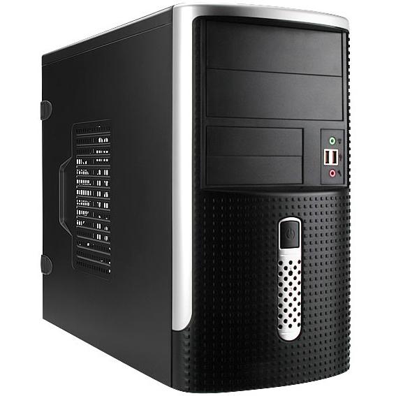 Корпус Inwin EMR001 450W Black/Silver