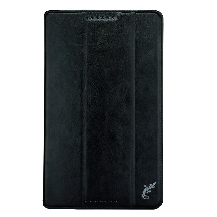 Чехол для Lenovo IdeaTab 2 A8-50, G-case Executive, эко кожа, черный