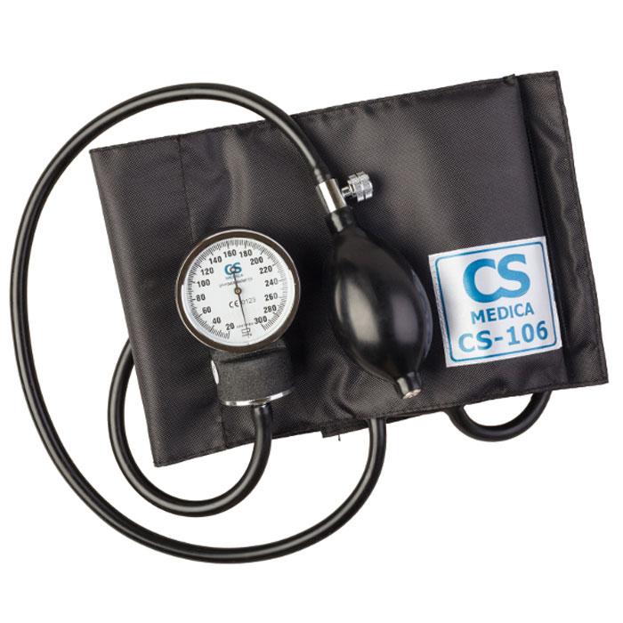Тонометр механический CS Medica CS-106, без фонендоскопа