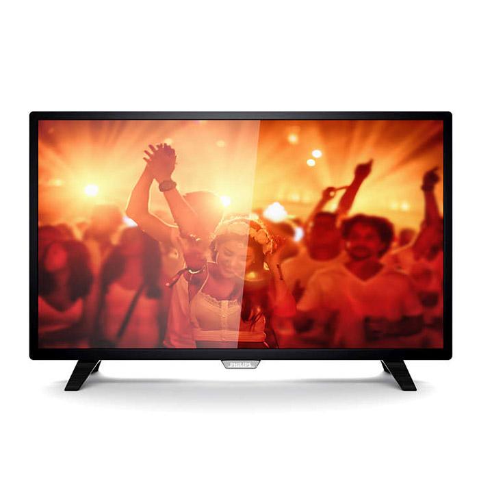 Телевизор ЖК 32″ Philips Philips 32PHT4001/60 черный