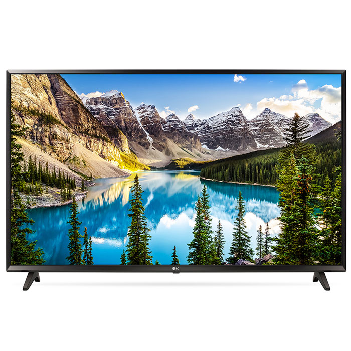 Телевизор ЖК 49′ LG 49UJ630V черный