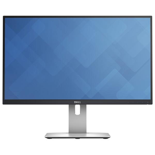 Монитор ЖК DELL U2515H 25″ IPS black HDMI DisplayPort Mini DisplayPort