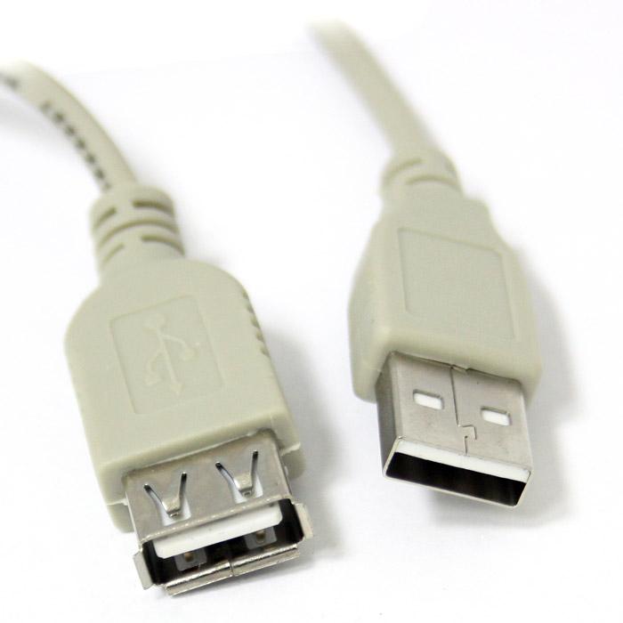 Удлинитель USB2.0 Am-Af 5.0м <> .