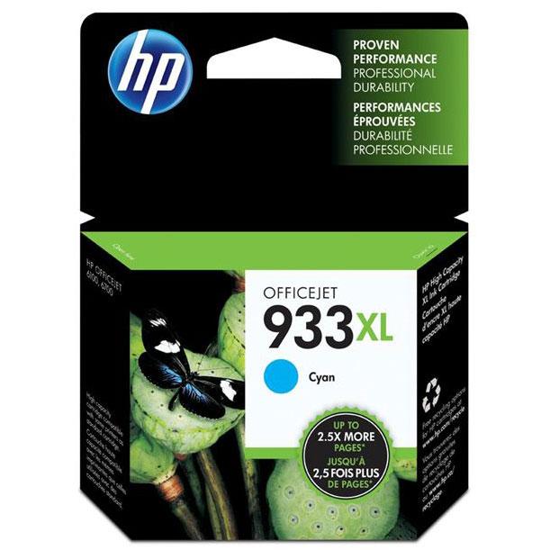 Картридж HP CN054AE №933XL Cyan