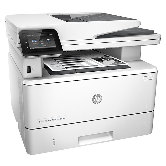 МФУ HP LaserJet Pro MFP M426fdn F6W17A лазерное