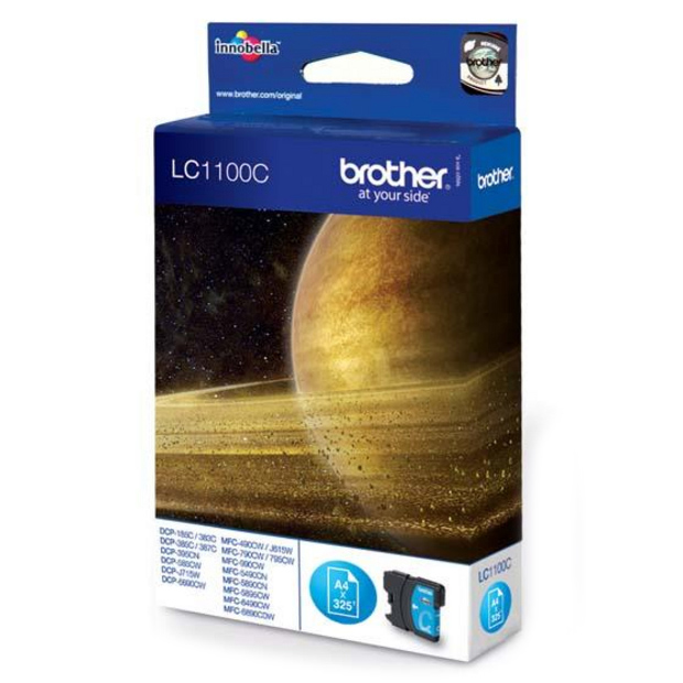 Картридж Brother LC-1100C Cyan