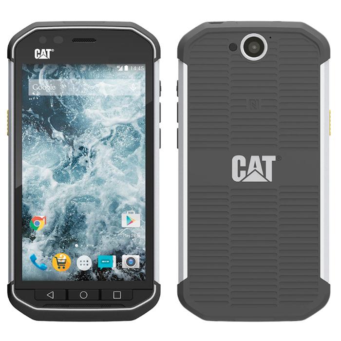 Смартфон защищенный Caterpillar CAT S40 черный