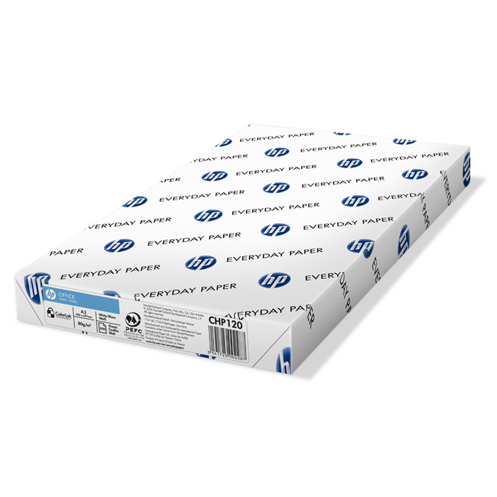 Бумага A3 HP Home&Office Domestic 80г/м2, 500 листов