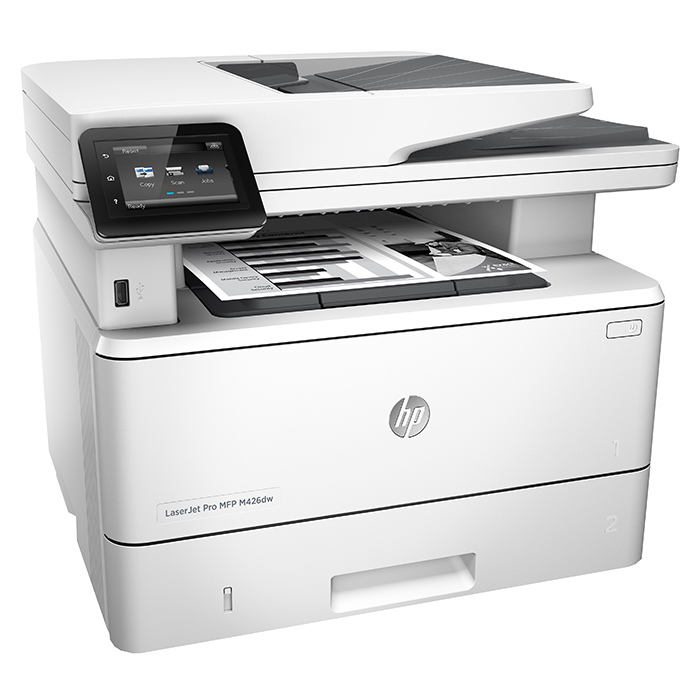 МФУ HP LaserJet Pro MFP M426fdw F6W15A лазерное