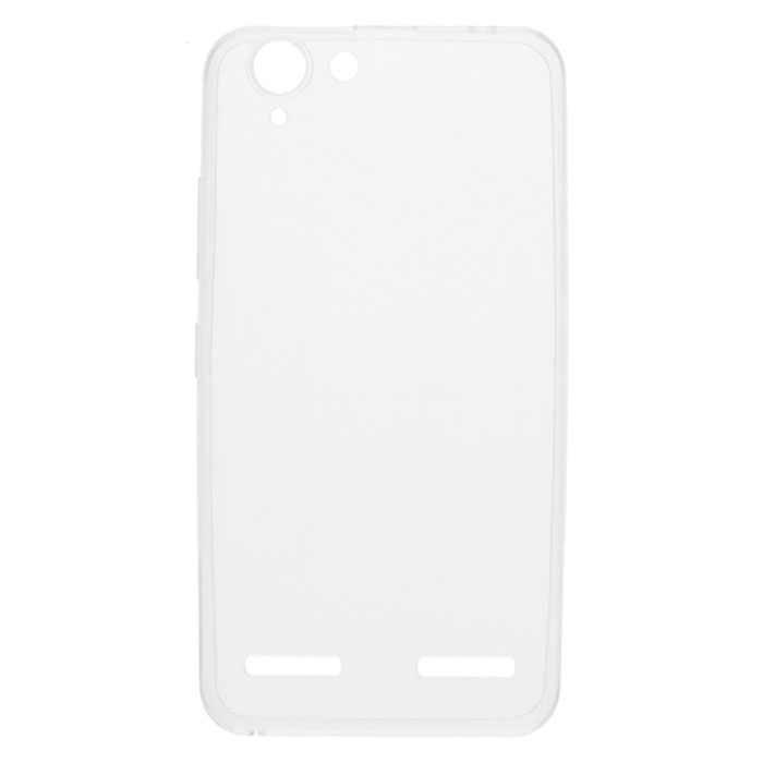 Чехол Skinbox 4People Slim Silicone case для Lenovo Vibe K5 A6020 (A6020A40)/K5 Plus (A6020A46) прозрачный