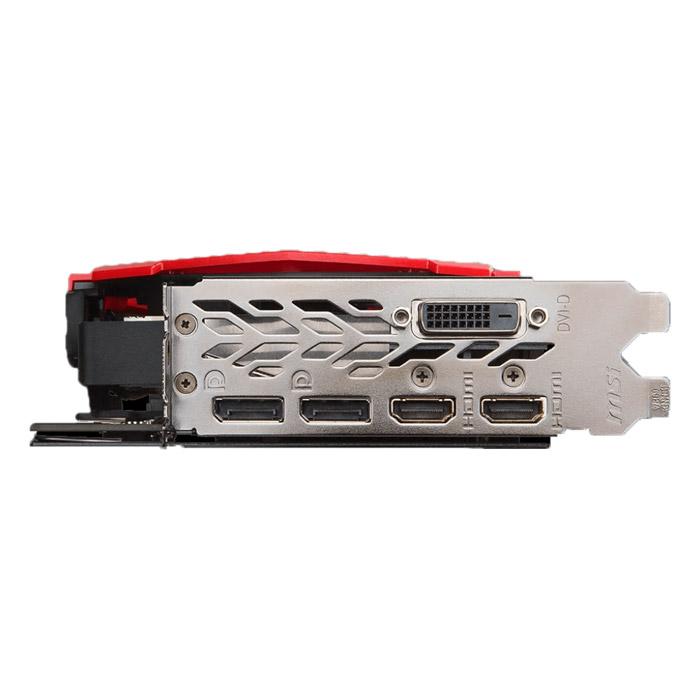 Видеокарта PCI-E MSI ATI Radeon RX 580 8192Mb DDR5 ( RX 580 Gaming X+ 8G ) Ret