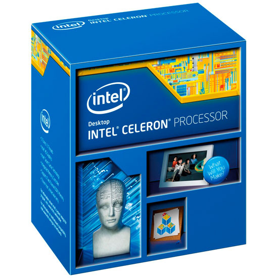 Процессор LGA 1150 Intel Celeron G1840 2.8GHz, 2MB Box