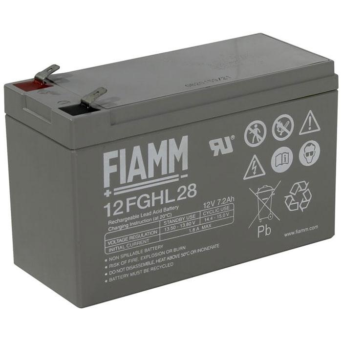 Батарея Fiamm 12FGHL28 F2 (12V 7Ah)