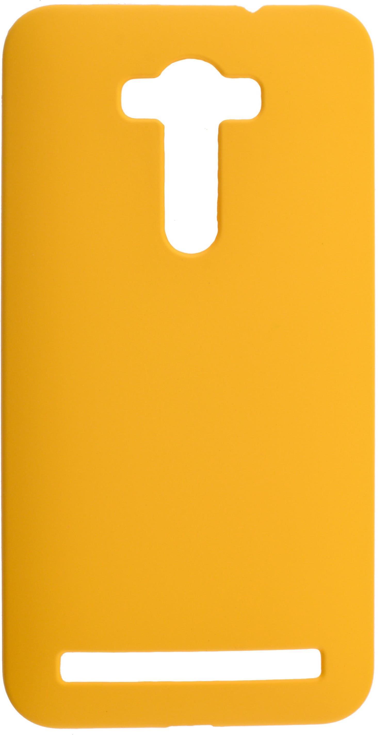 Чехол skinBOX Shield 4People для Asus ZenFone 2 Laser ZE550KL желтый