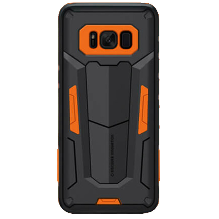 Чехол Nillkin Defender case II для Samsung Galaxy S8+ SM-G955, оранжевый