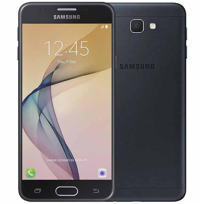 Смартфон Samsung Galaxy J5 Prime SM-G570F/DS Black