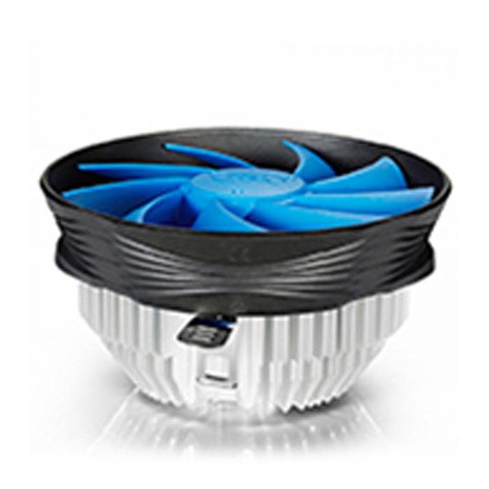 Устройство охлаждения(кулер) Deepcool 775/1156/1155/1150/1151/AM2/AM2+/AM3/AM3+/FM1/FM2/FM2+ , 120мм вентилятор, низкопрофильный ( Gamma Archer BigPro )