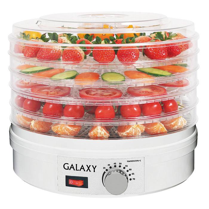 Сушка для овощей и фруктов Galaxy GL 2631