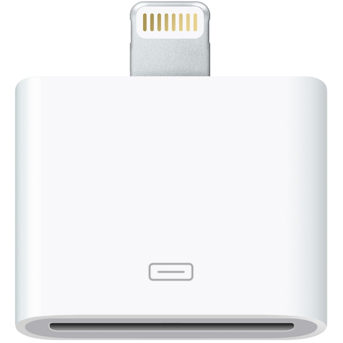 Адаптер Apple Lightning to 30-pin Adapter ( MD823 )
