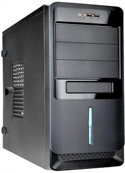 Корпус Inwin EC027 450W Black