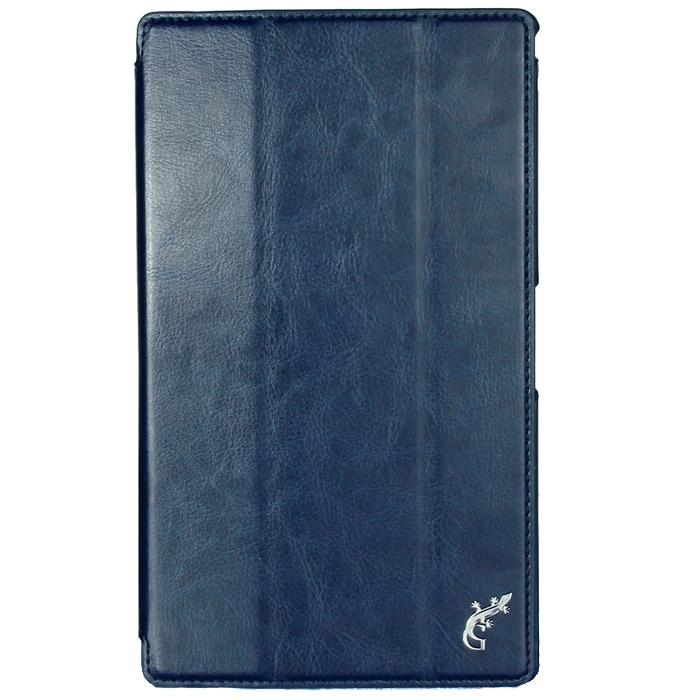 Чехол G-case Slim Premium для Sony Xperia Tablet Z3 Compact синий