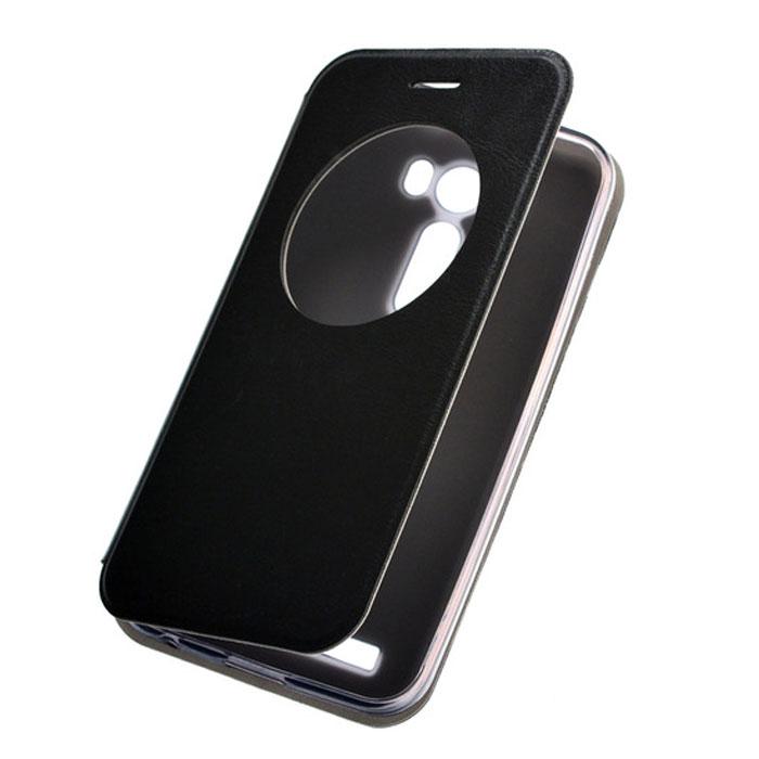 Чехол skinBOX Lux для Asus ZenFone Selfie ZD551KL черный