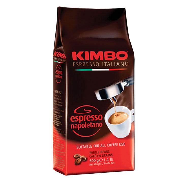 Кофе в зёрнах Kimbo Espresso Napoletano 500 г