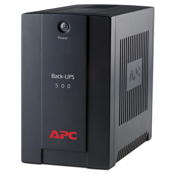 ИБП APC by Schneider Electric Back-UPS RS BX500CI 500ВА