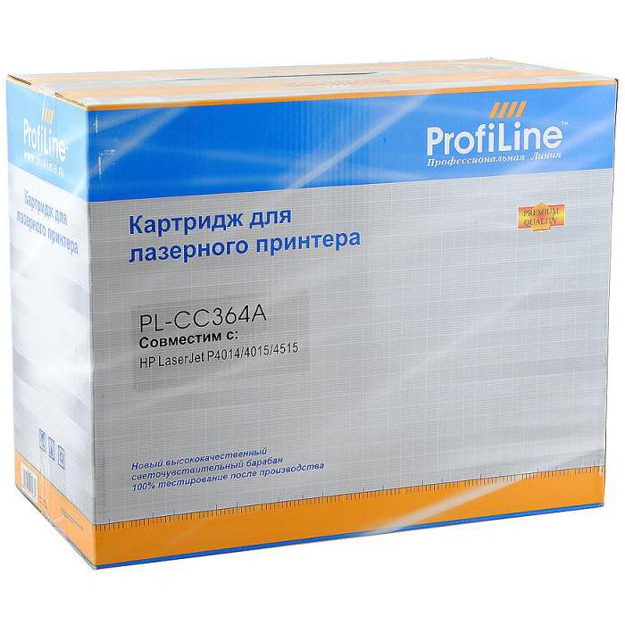 Картридж ProfiLine PL-CC364A