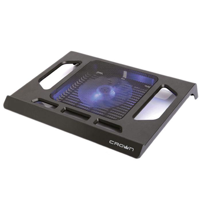 Система охлаждения ноутбука Crown ( CMLS-910 ) черная