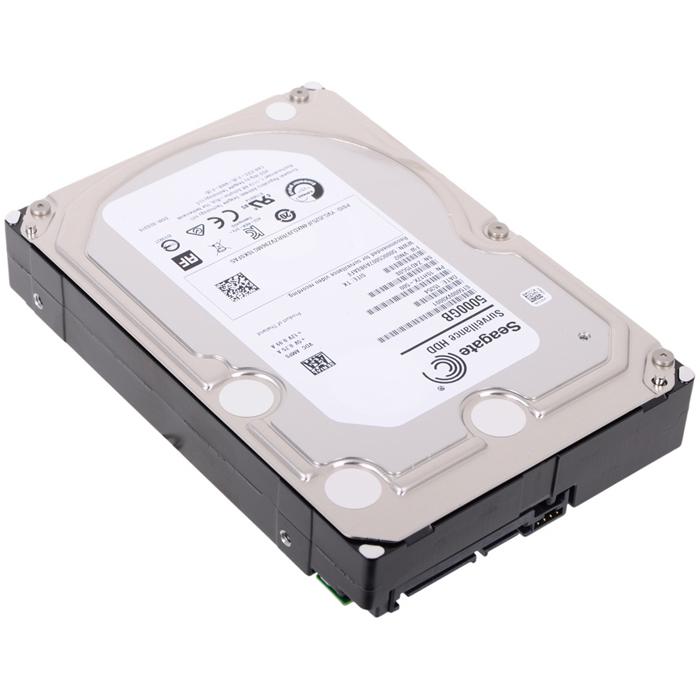 Жесткий диск 3.5″ SATA3 5.0Тб Seagate Surveillance HDD 128Mb 5900rpm ( ST5000VX0001 )