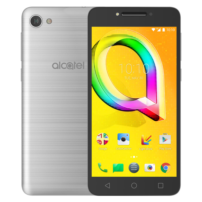 Смартфон Alcatel One Touch 5085D A5 Silver