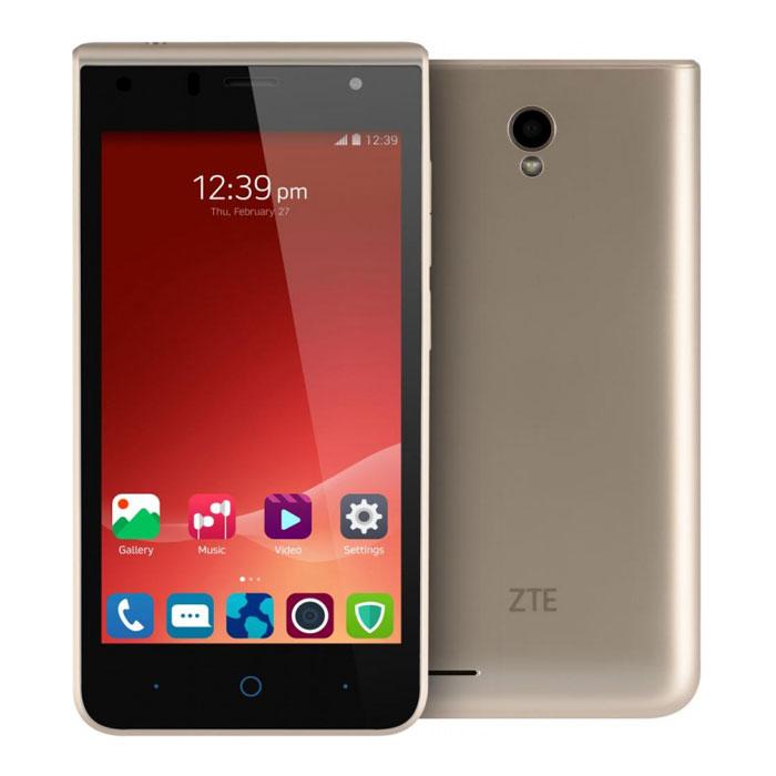 Смартфон ZTE Blade A210 Gold